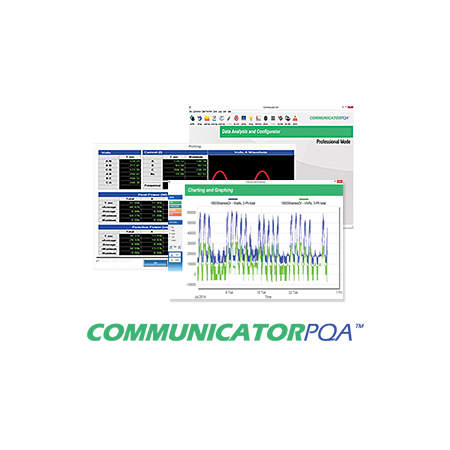 CommunicatorPQA Power Monitoring Software