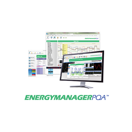 EnergyManagerPQA™ – Energy Management Software Module Suite