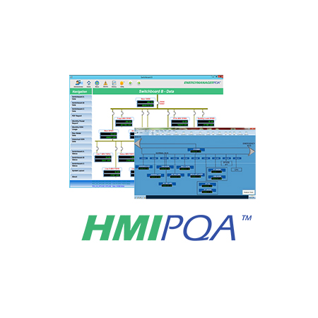 HMIPQA – Power monitoring SCADA