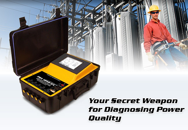 Analyze Power On The Go | Electro Industries