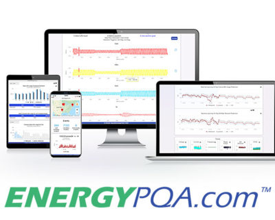 EIG Adds Automated Reporting and Alarm Emails to EnergyPQA.com™ Energy Management Solution